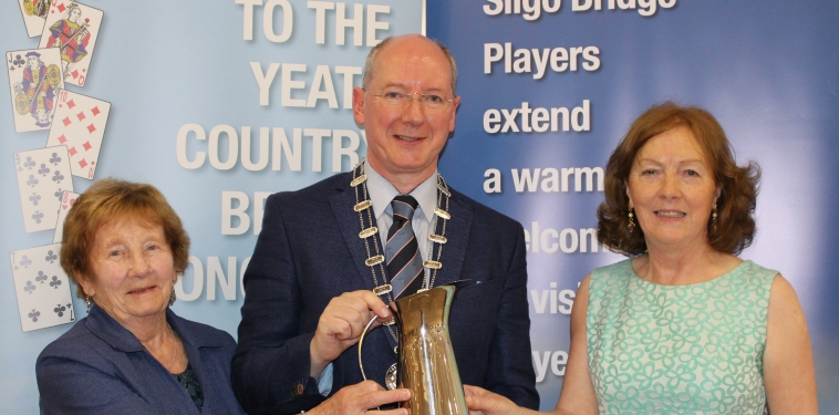Sligo 2018 Kathleen C and Maura McT