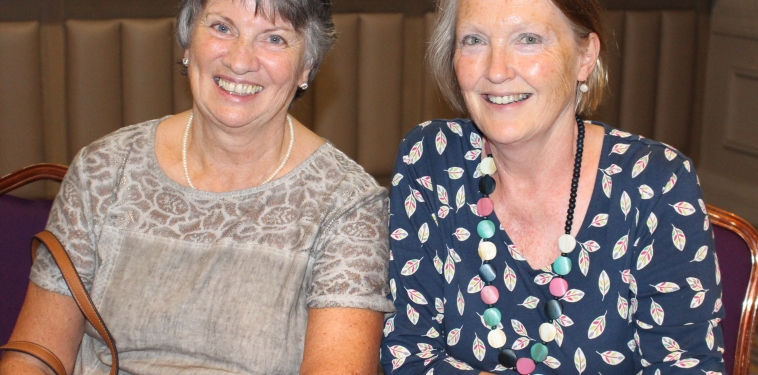 Sligo 2018 Margaret Clarke and Yvonne Barrett