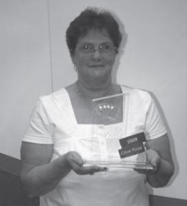 Olive Rose Presidents Award