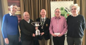 Burke Trophy Winners 2018
