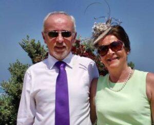Bernard Higgins and Cora